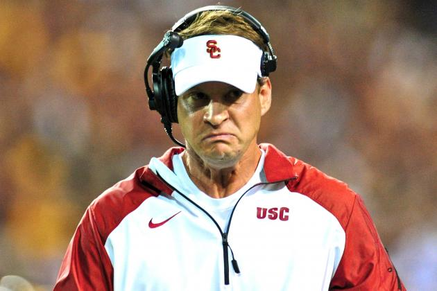 Twitter Reacts to Lane Kiffin Being Fired as USC Trojans Head Coach