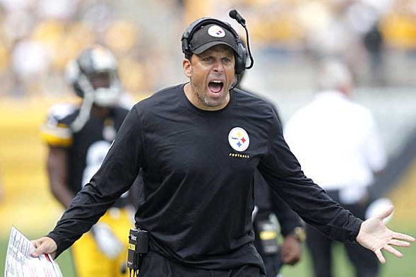 Don't Expect Steelers to Fire Todd Haley During Season