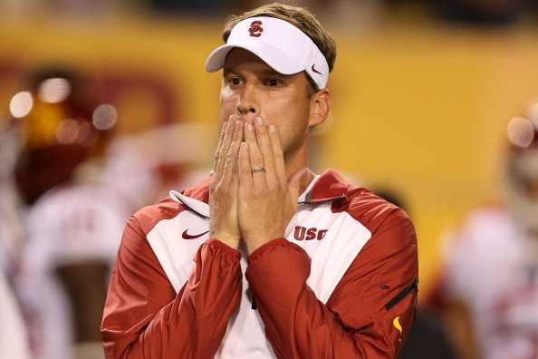 Why Firing Lane Kiffin Midseason Was the Perfect Call for USC Trojans