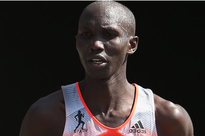 Kipsang Sets New Marathon Record