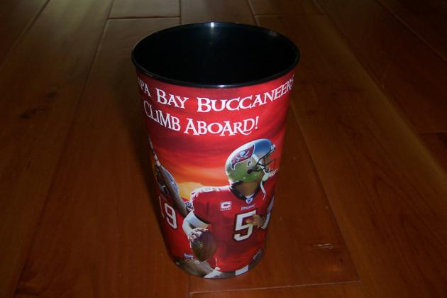 Josh Freeman Collectible Cup Day Scheduled for Sunday's Game Against Arizona