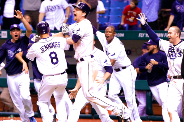 Will Indians, Rays or Rangers Be Odd Man Out When AL Wild Card Dust Settles?