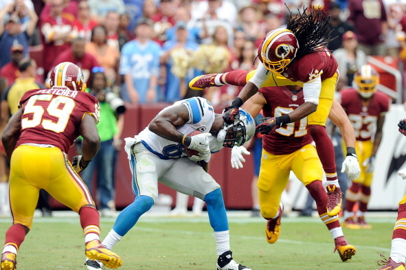 Washington Redskins Defense Facing Too Many Problems to Fix in Season
