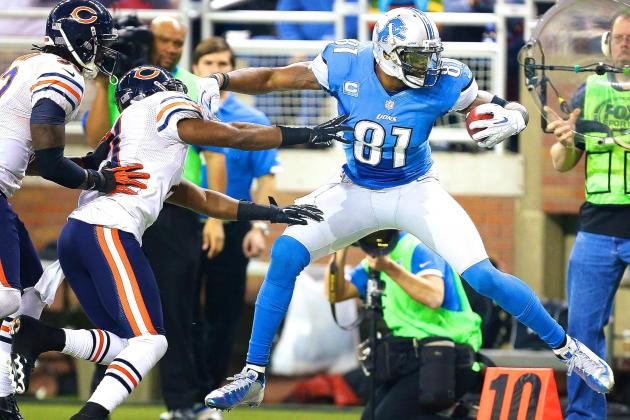 Chicago Bears vs. Detroit Lions: Live Score, Highlights and Analysis