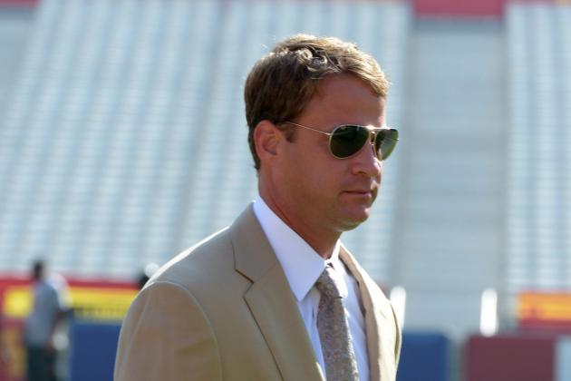 Were NCAA Sanctions Lane Kiffin's Downfall, or Is He a Bad Head Coach?