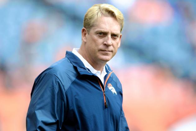 Denver Broncos' Jack Del Rio Among Front-Runners for USC Trojans Job