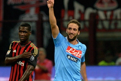 Tactical Guide to Napoli Striker Gonzalo Higuain