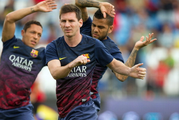 Lionel Messi Must Be Patient Amid Recovery from Thigh Injury