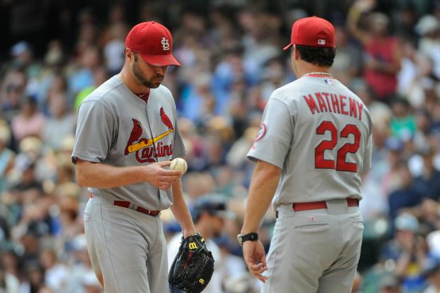 St. Louis Cardinals Are Saying Goodbye to Jake Westbrook