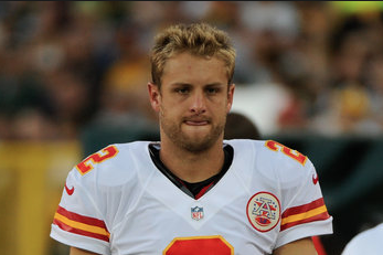 Dustin Colquitt (Knee) Questionable to Punt but Can Hold Kicks