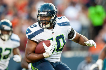 K.J. Wright Questionable to Return Due to Shoulder Injury