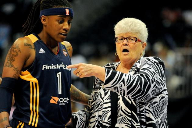 Indiana Fever Try to Stave off Elimination Sunday at Home vs. Atlanta