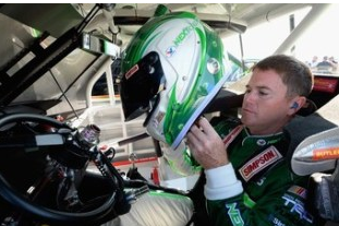 Timothy Peters Hits Vegas Jackpot in NASCAR Trucks