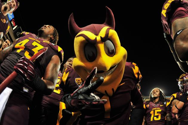 Week 6 Top 25: Arizona State Rejoins the Pac-12 Poll Party