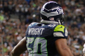 K.J. Wright Has Returned for Seattle.