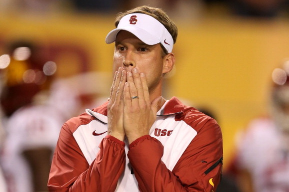 USC Football:  Impact Lane Kiffin's Midseason Firing Will Have on Recruiting
