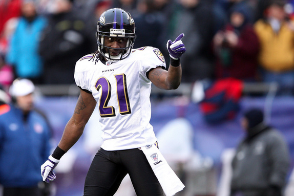 Lardarius Webb Questionable to Return Due to Thigh Injury
