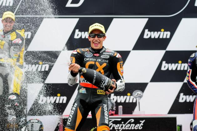 Marquez Wins at Aragon, Extends MotoGP Lead
