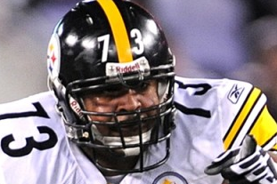 Ramon Foster Questionable to Return Due to Chest Injury