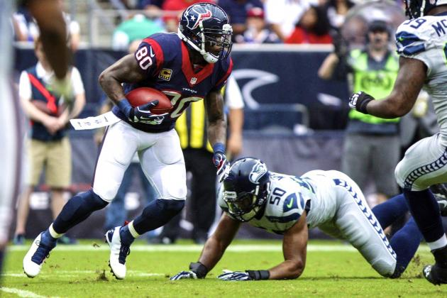 Seattle Seahawks vs. Houston Texans: Live Scores, Highlights, Analysis