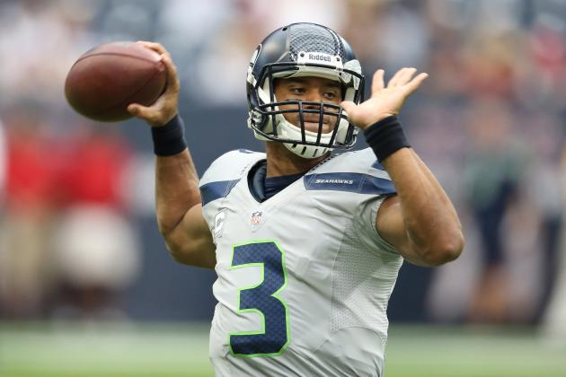 Russell Wilson's Updated 2013 Fantasy Outlook and Trade Value After Week 4