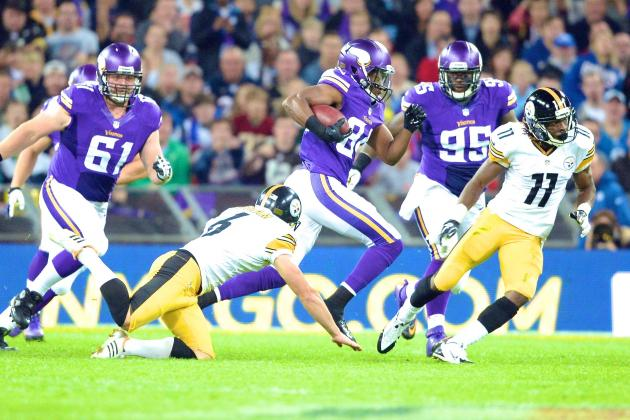 Steelers vs. Vikings: Live Score, Highlights and Analysis