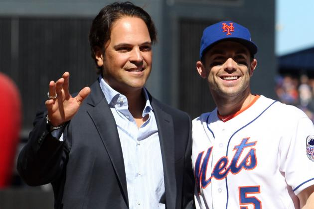 Emotional Piazza Joins Mets' Hall of Fame