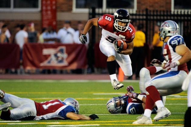 Jon Cornish Will Break His Record for Rushing Yards by a Canadian