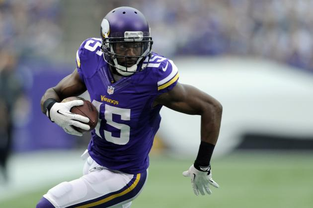 Greg Jennings' Updated 2013 Fantasy Outlook and Trade Value After Week 4