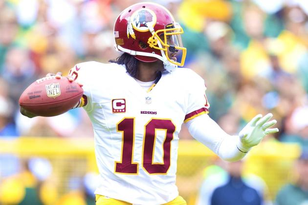 Washington Redskins vs. Oakland Raiders: Live Score and Analysis for Washington