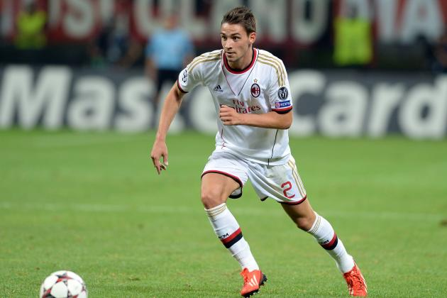Why Mattia de Sciglio Needs the Chance to Develop into an AC Milan Star
