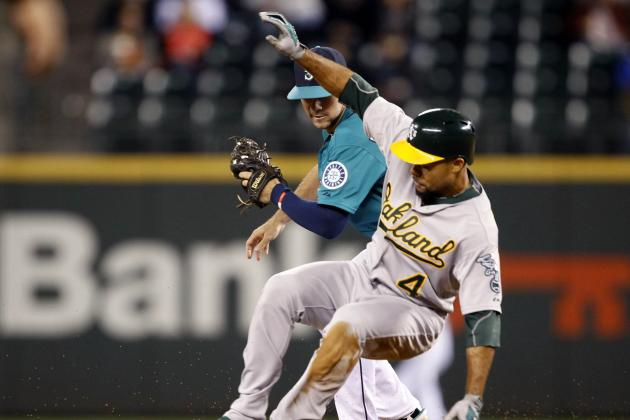 ESPN GameCast: Athletics vs Mariners