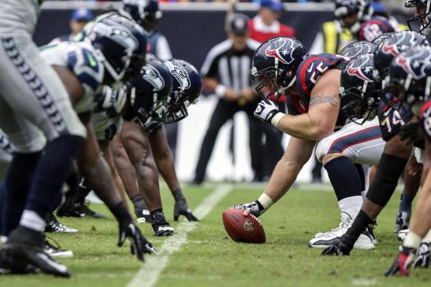 Seahawks at Texans: Live Game Grades and Analysis for Seattle