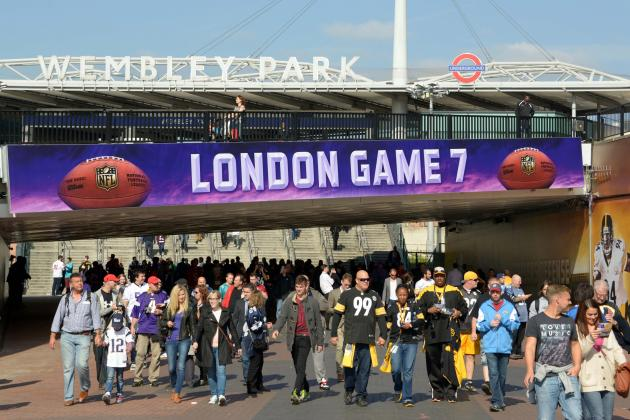 London: A Quarter of the Way to an NFL Franchise