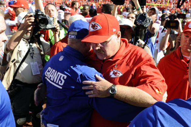 Giants vs. Chiefs: Takeaways from Kansas City's 31-7 Win over New York