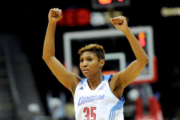 WNBA GameCast: Dream vs. Fever