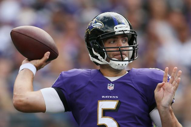 Bills Use 5 Picks off Flacco to Upend Ravens