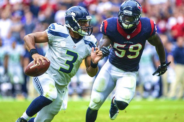 Seattle Seahawks vs. Houston Texans: Score, Grades and Analysis