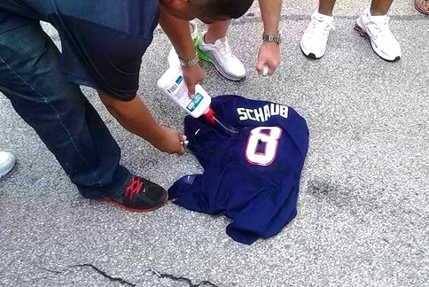Texans Fans Are Done with Schaub