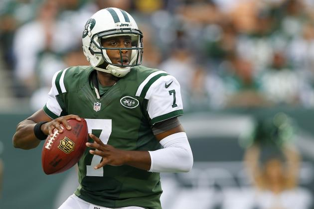 Geno Smith Is Rapidly Becoming a Turnover Machine Like Mark Sanchez