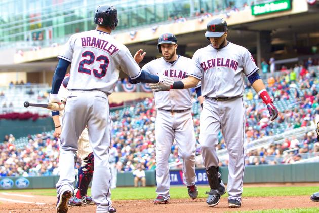Cleveland Indians Clinch Wild-Card Spot as Rays and Rangers Force Playoff