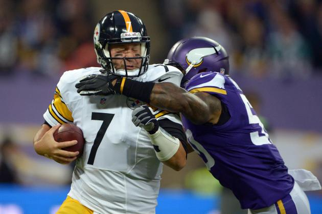 Are the Pittsburgh Steelers Already Playing for 2014?