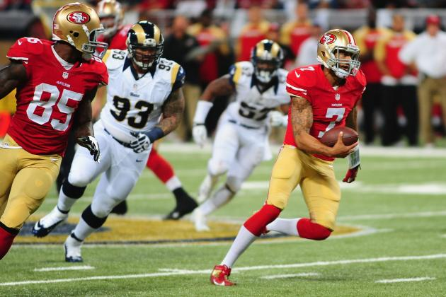 Colin Kaepernick Will Turn Week 4 Momentum into a Victory over Houston