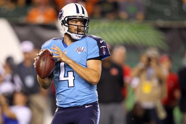 Ryan Fitzpatrick's Full Fantasy Scouting Report Following Jake Locker's Injury