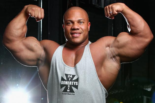 Phil Heath's Workout Routine Spotlighted After 3rd Straight Mr. Universe Title