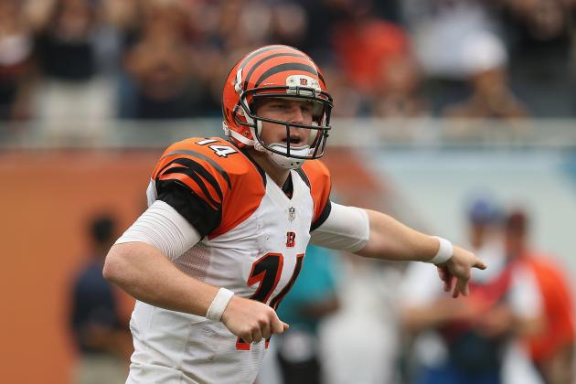 Bengals' Loss to Browns Shows That Andy Dalton Is Who We Thought He Was
