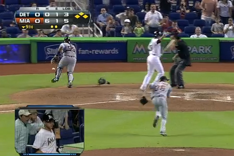 Henderson Alvarez Completes No-Hitter for Marlins on Crazy Walk-Off, Wild Pitch