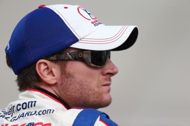 How Dale Earnhardt Jr. Let Winning Chance in Sprint Cup Race at Dover Slip Away