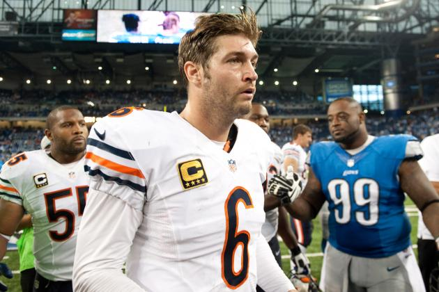 Bad Jay Cutler Raises Questions on Contract Extension, Bears' Postseason Hopes
