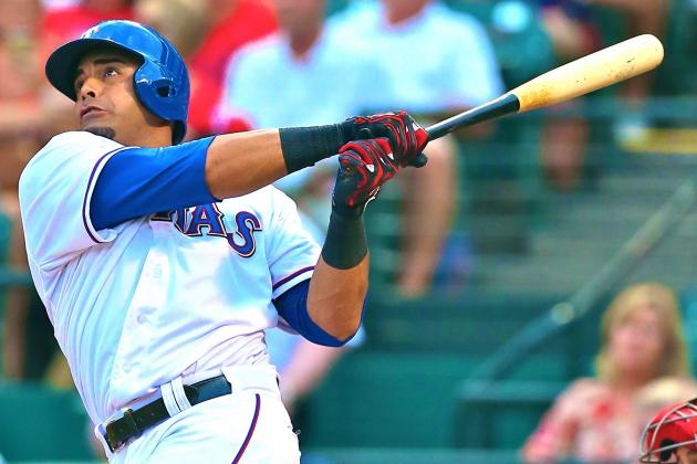 Nelson Cruz Activated by Texas Rangers After Serving 50-Game PED Suspension